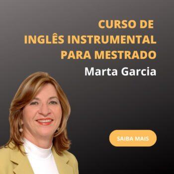 Curso de Inglês Instrumental online Marta Garcia: Avaliação completa